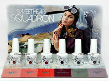 Harmony Gelish Soak-Off - SWEETHEART SQUADRON - All 6 Shades 1100067 - 1100072