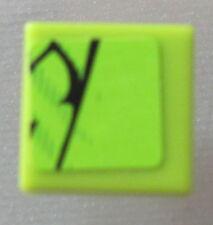 LEGO 3070bpb053L @@ Tile 1 x 1 Scales Pattern Model Left Side (Sticker)  8231