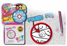 Squiggle Spin and Seek Hidden Pictures Travel Game with Highlighter - BFF Design