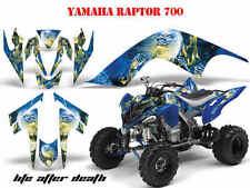 AMR RACING GRAPHIC KIT ATV YAMAHA RAPTOR 250/350/660/700 IRON MAIDEN - L.A.D. B