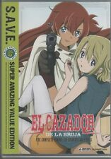 El Cazador de la Bruja: The Complete Series (DVD, 2012, 4-Disc Set)