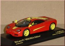 Mclaren f1 roadcar-rojo/amarillo-red/Yellow-Minichamps - 1:43 - le