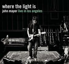 JOHN MAYER Where The Light Is Live In Los Angeles 2CD BRAND NEW