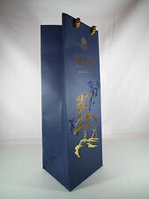 Johnnie Walker Whisky Blue Label Ram Paper Bag NEW