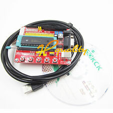 HOT Mini System PIC Development Board + Microchip PIC16F877 PIC16F877A