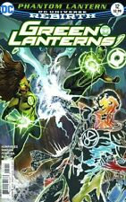 Green Lanterns #12 DC Comics 2016 (DCU Rebirth)