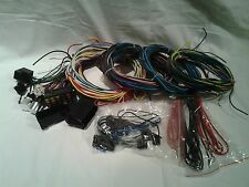 painless wiring harness ford 20 circuit universal wiring harness fits chevy ford dodge compare to painless