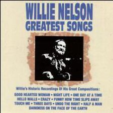 Willie Nelson - Greatest Songs [New CD] Manufactured On Demand