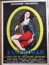 poster 2f-I PECCATI DI MADAME BOVARY-FENECH-EROTICO-S83402