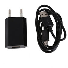 USB Charging Cable Power Adapter for Android Mobile Phones Samsugn HTC EU Plug