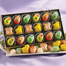 Easter Marzipan Candies asstd ( kosher) -18pcs-A Traditional holidays celebrate