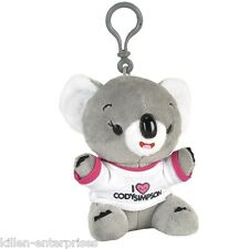 Cody Simpson 5 inch Koala Plush with Clip - Grey Wish Factory