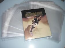 Blu ray steelbook pack 100 Pochettes de protection - Protective Sleeves