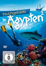 DVD Tauchgebiete In Ägypten 2  incl. Ei Bells, Blue Hole, Rick's Reef