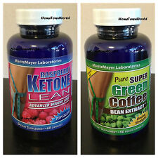 RASPBERRY KETONE LEAN 1200mg & PURE GREEN COFFEE BEAN EXTRACT 800 mg MaritzMayer