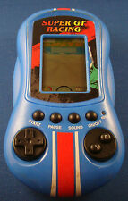 EXCALIBUR GT SUPER CAR RACING ELECTRONIC HANDHELD GAME TOY ARCADE LCD TRAVEL