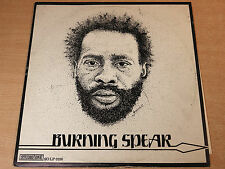 EX- !! Burning Spear/Self Titled/1973 Studio One LP/Rare Reggae
