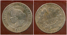 FRANCE   FRANCIA    10 centimes ceres 1882 A   (1)