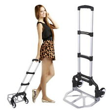 Portable Folding Hand Truck Dolly Luggage Carts, Handling/Travel/Shopping E