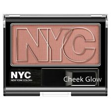 NYC Cheek Glow Powder Blush - Riverside Rose