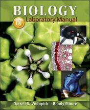 Biology Laboratory Manual by Vodopich, Darrell, Moore, Randy