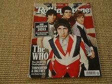 Rolling Stone Januar 2012 The Who  The Kinks