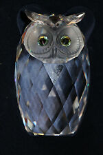 SWAROVSKI Crystal Giant Large OWL - RETIRED