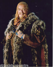 "Stephen Fry Colour 10""x 8"" Signed 'The Hobbit' Photo - UACC RD223"