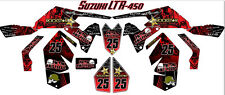 Suzuki LTR 450  ATV Quad Graphic Kit