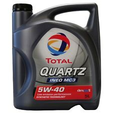 Total Quartz Ineo MC3 5W-40 5W-40 5 LITRI