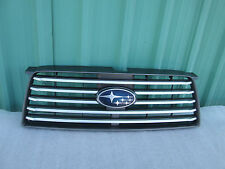 2006 2007 2008 Subaru Forester Grill Grille 06 07 08 Front  OEM USED