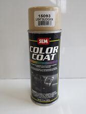Sem Light Buckskin 15093 color coat Vinyl/Carpet auto body restoration car paint