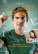 Just Before I Go Seann William Scott Kate Walsh Olivia Thirlby (DVD, 2015) WS