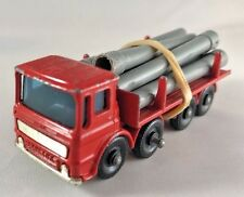 Vintage Lesney Matchbox No 10 Pipe Truck with Pipes