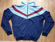 VINTAGE ADIDAS JACKET MADE IN WEST GERMANY SIZE XXL  old school retro