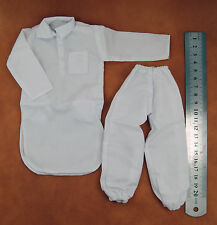 XE19-01 1/6 Scale HOT Afghanistan Male White Suit Set TOYS