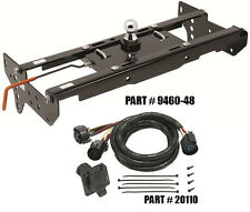 DRAW-TITE HIDE-A-GOOSE GOOSENECK HITCH W/ 7' WIRING HARNESS 99-16 FORD F250 F350