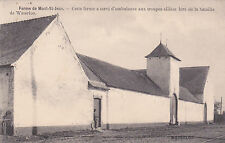 * BELGIUM - Ferme de Mont St Jean - Waterloo, Ambulance Troupes alliées