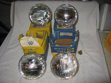 NOS Mopar GM FORD 1970's GE Sealed Beams
