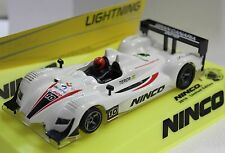 NINCO 50571 ACURA LMP 26,000 RPM MOTOR WORLD CUP PRO LIGHTNING NEW 1/32 SLOT CAR