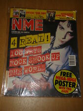 NME 1999 OCT 9 SHOCK ROCK 4 REAL MANICS + POSTER SEALED