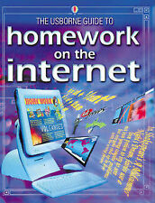 The Usborne Guide to Homework on the Internet (Usborne Computer Guides) Smith, A