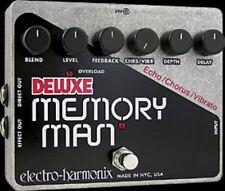 EHX Electro Harmonix Deluxe Memory Man Pedale per Chitarra