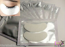 50 Pairs of Eyelash Lash Extension Under Eye Gel Collagen Pads Lint Free Patches