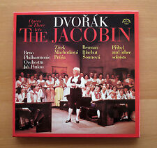 Dvorak The Jacobin Brno Phil Jiri Pinkas 3xLP Supraphon SUP 2481/3 NEAR MINT