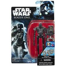 Star Wars: Rogue One: Hasbro: K-2S0 Action Figure MOC