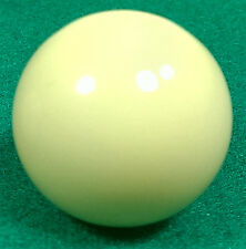 (1) 21 mm Ivorine High Grade Roulette Ball For Roulette Wheel - FREE SHIPPING *