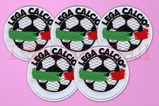 Italy League Serie A 1998-2003 Sleeve Embroidery Soccer Patch / Badge x 5 sets