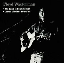 FLOYD WESTERMANN - CUSTER DIED FOR YOUR SINS & LAND IS YOUR MOTHER  CD NEW+