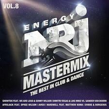 CD Energy Mastermix Vol.8 2 CD's